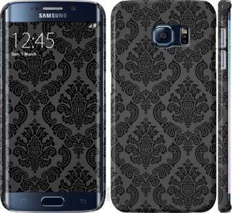 Чехол на Samsung Galaxy S6 Edge G925F Винтажный узор
