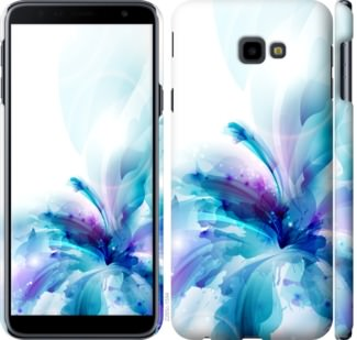 Чехол на Samsung Galaxy J4 Plus 2018 цветок
