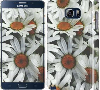Чехол на Samsung Galaxy Note 5 N920C Ромашки v2