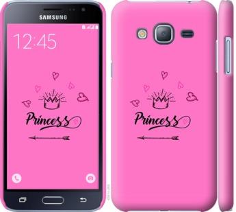 Чехол на Samsung Galaxy J3 Duos (2016) J320H Princess