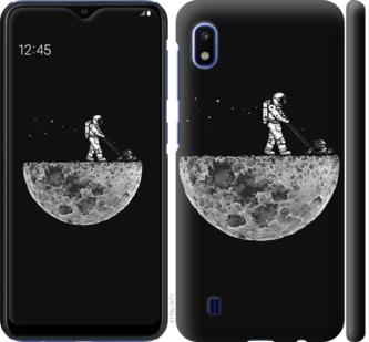 Чехол на Samsung Galaxy A10 2019 A105F Moon in dark