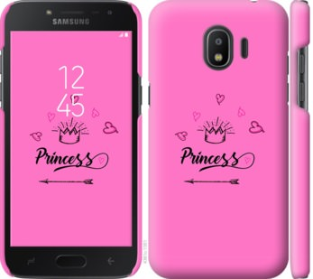 Чехол на Samsung Galaxy J2 2018 Princess
