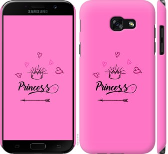 Чехол на Samsung Galaxy A5 (2017) Princess