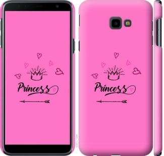Чехол на Samsung Galaxy J4 Plus 2018 Princess