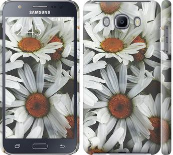 Чехол на Samsung Galaxy J7 (2016) J710F Ромашки v2