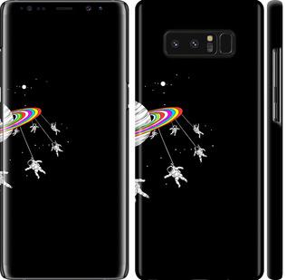 Чехол на Samsung Galaxy Note 8 Лунная карусель