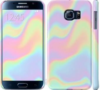 Чехол на Samsung Galaxy S6 G920 пастель