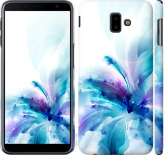 Чехол на Samsung Galaxy J6 Plus 2018 цветок