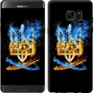 Чехол на Samsung Galaxy Note 7 Duos N930F Герб