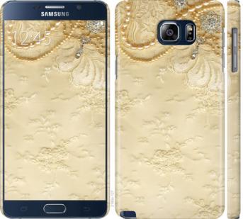 Чехол на Samsung Galaxy Note 5 N920C Кружевной орнамент