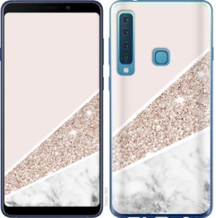 Чехол на Samsung Galaxy A9 (2018) Пастельный мрамор