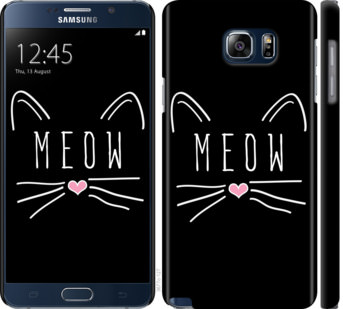 Чехол на Samsung Galaxy Note 5 N920C Kitty