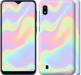 Чехол на Samsung Galaxy A10 2019 A105F пастель