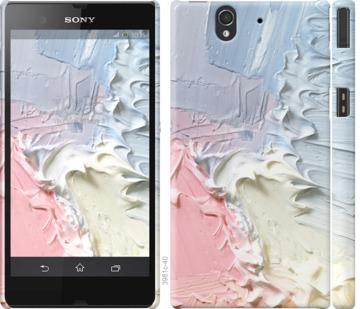 Чехол на Sony Xperia Z C6602 Пастель