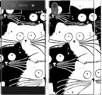 Чехол на Sony Xperia XA1 Ultra G3212 Коты v2