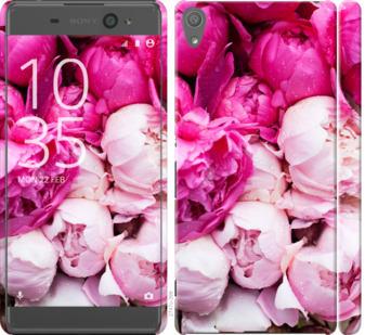 Чехол на Sony Xperia XA F3112 Розовые пионы