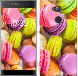 Чехол на Sony Xperia XA2 Ultra H4213 Макаруны