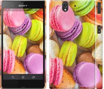 Чехол на Sony Xperia Z C6602 Макаруны