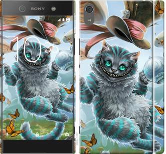 Чехол на Sony Xperia XA1 Ultra G3212 Чеширский кот 2