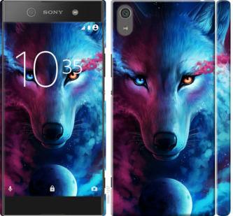 Чехол на Sony Xperia XA1 Ultra G3212 Арт-волк