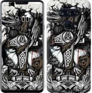 Чехол на Sony Xperia 10 I4113 Тату Викинг