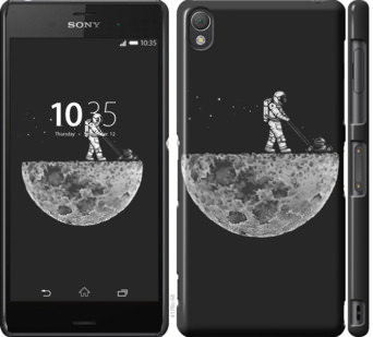 Чехол на Sony Xperia Z3 dual D6633 Moon in dark