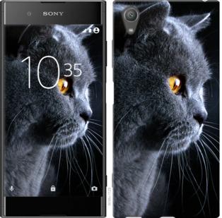 Чехол на Sony Xperia XA1 Plus G3412 Красивый кот
