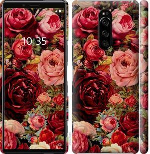Чехол на Sony Xperia XZ4 Цветущие розы