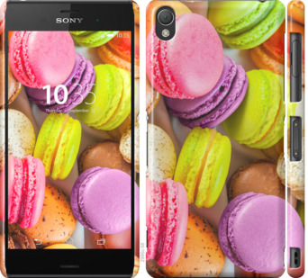 Чехол на Sony Xperia Z3 D6603 Макаруны