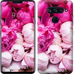 Чехол на Sony Xperia 10 Plus I4213 Розовые пионы