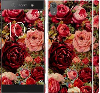 Чехол на Sony Xperia XA1 Ultra G3212 Цветущие розы