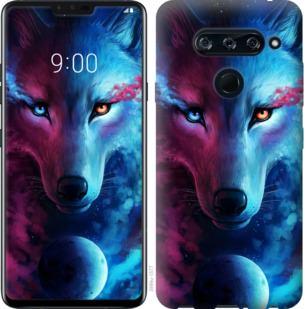 Чехол на Sony Xperia 10 I4113 Арт-волк