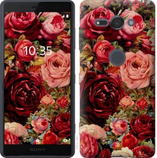 Чехол на Sony Xperia XZ2 Compact H8324 Цветущие розы