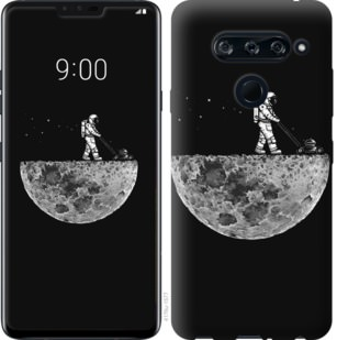Чехол на Sony Xperia 10 Plus I4213 Moon in dark