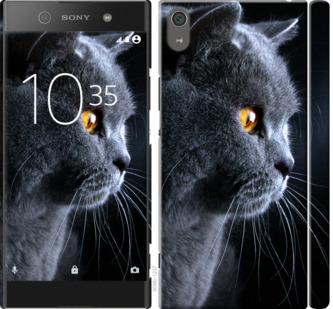 Чехол на Sony Xperia XA1 Ultra G3212 Красивый кот