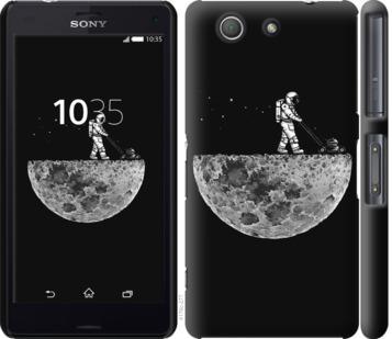 Чехол на Sony Xperia Z3 Compact D5803 Moon in dark