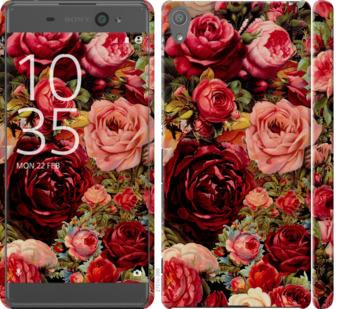 Чехол на Sony Xperia XA F3112 Цветущие розы