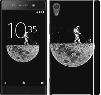 Чехол на Sony Xperia XA1 G3112 Moon in dark