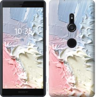 Чехол на Sony Xperia XZ2 H8266 Пастель