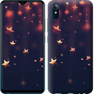 Чехол на Vivo Y91C Падающие звезды