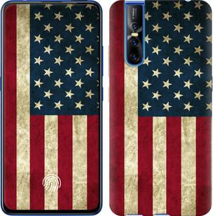 Чехол на Vivo V15 pro Флаг США