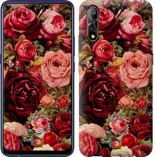 Чехол на Vivo V17 Neo Цветущие розы
