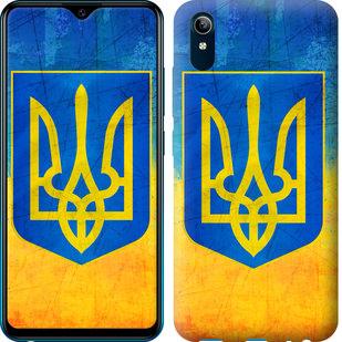 Чехол на Vivo Y91C Герб Украины