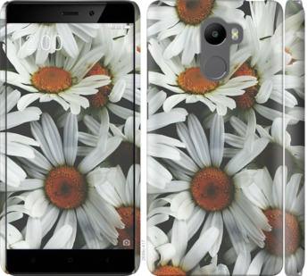 Чехол на Xiaomi Redmi 4 Ромашки v2