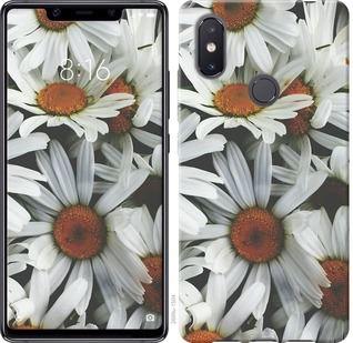 Чехол на Xiaomi Mi8 SE Ромашки v2