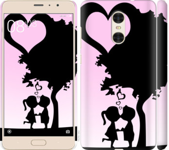 Чехол на Xiaomi Redmi Pro Искренняя любовь