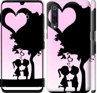 Чехол на Xiaomi Mi A3 Искренняя любовь