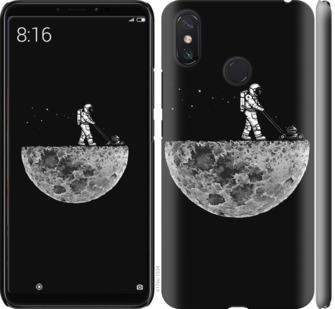 Чехол на Xiaomi Mi Max 3 Moon in dark