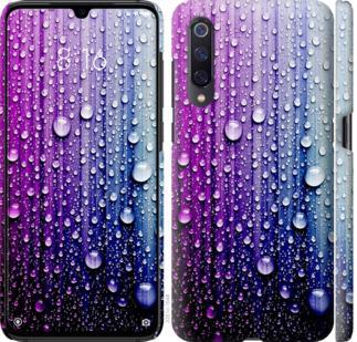 Чехол на Xiaomi Mi A3 Капли воды