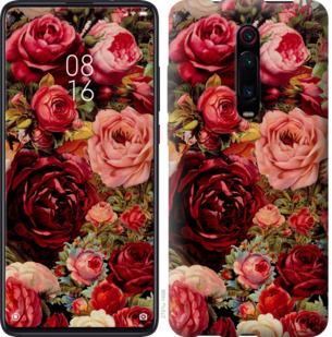 Чехол на Xiaomi Mi 9T Pro (K20 Pro) Цветущие розы